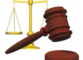 Episode 4 des affaires judiciaires….
