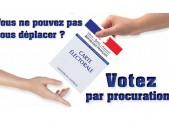 Abstentionnistes : pensez au vote par procuration