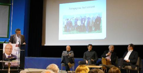 réunion publique Pompignac